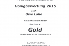 Gold 2015